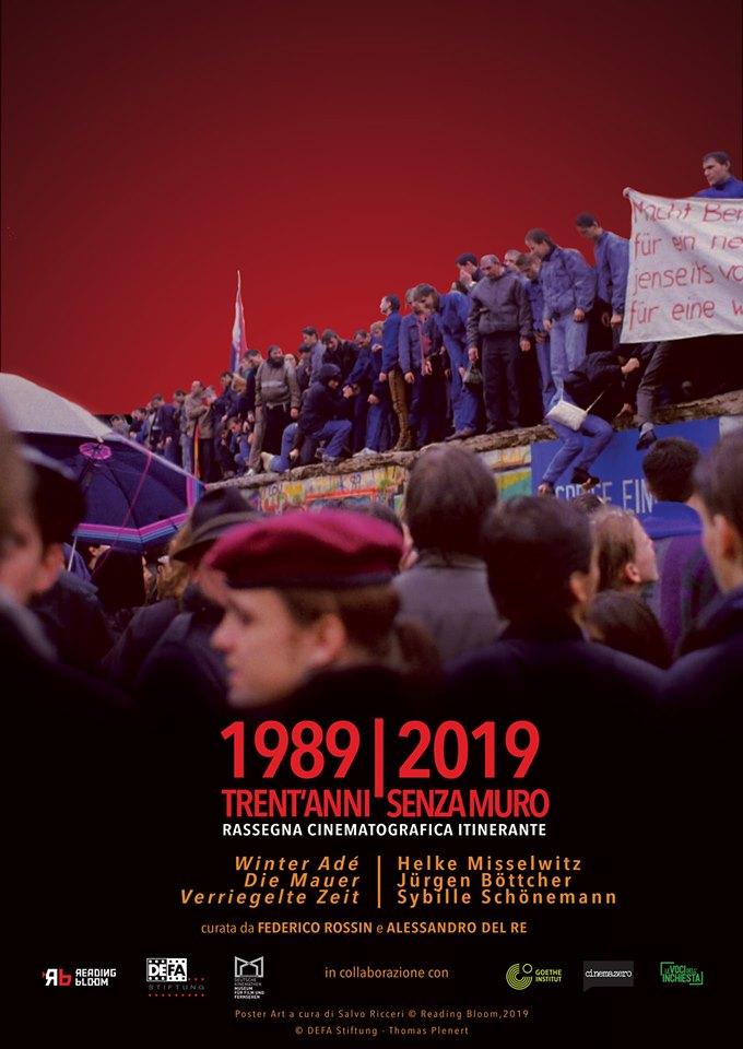 1989|2019 TRENT'ANNI SENZA IL MURO